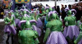 Foto 3 Wunder schönen Karneval Kostüme