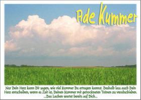 Foto 6 Wunderschöne Grußkarten Grüße & Liebesgrußkarten online bei Bildgedanken.com