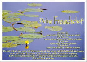 Foto 8 Wunderschöne Grußkarten Grüße & Liebesgrußkarten online bei Bildgedanken.com