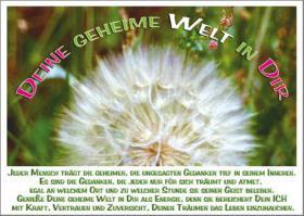 Foto 9 Wunderschöne Grußkarten Grüße & Liebesgrußkarten online bei Bildgedanken.com