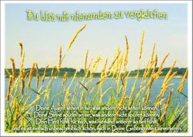 Foto 19 Wunderschöne Grußkarten Grüße & Liebesgrußkarten online bei Bildgedanken.com