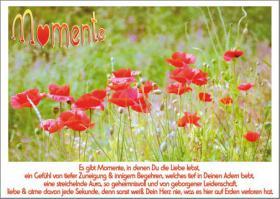 Foto 23 Wunderschöne Grußkarten Grüße & Liebesgrußkarten online bei Bildgedanken.com