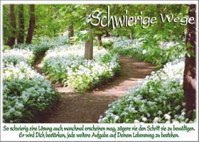 Foto 32 Wunderschöne Grußkarten Grüße & Liebesgrußkarten online bei Bildgedanken.com