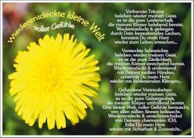 Foto 41 Wunderschöne Grußkarten Grüße & Liebesgrußkarten online bei Bildgedanken.com