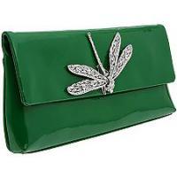 Wunderschöne Handtasche mit Strass-Libelle