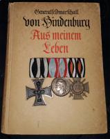Foto 2 Wunderschöne Ordensspange Hessen + Hindenburg Buch