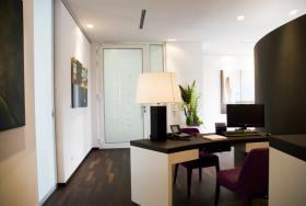 Wunderschöne Räume für eine Praxis oder Kosmetik-Lounge