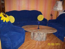 Foto 3 Wunderschöne Sofa / Couch - Garnitur
