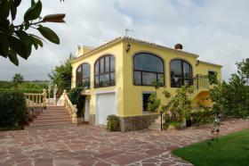 Wunderschöne Villa in Javea an der Costa Blanca