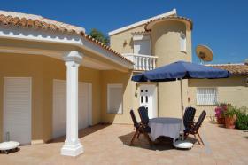 Wunderschöne Villa mit Pool in Denia an der Costa Blanca