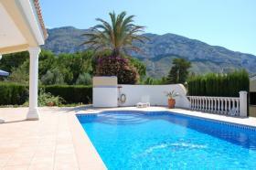 Foto 2 Wunderschöne Villa mit Pool in Denia an der Costa Blanca
