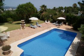 Foto 2 Wundersch�ne Villa mit Pool in Javea an der Costa Blanca
