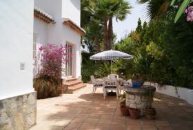 Foto 8 Wunderschöne Villa mit Pool in Javea an der Costa Blanca