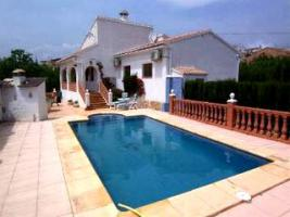 Wunderschöne Villa in Senija an der Costa Blanca