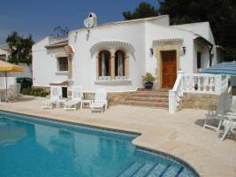 Wunderschöne Villa in einer sehr zenralen Gegend in Javea