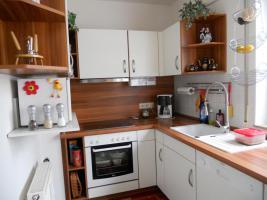 Wunderschöne gepflegte Küche mit Elektrogeräten zu verkaufen