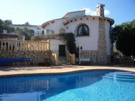 Wunderschöne renovierte Villa in Javea
