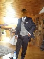 Wunderschöner Herren Hochzeitsanzug der Marke ''Baldessarini''