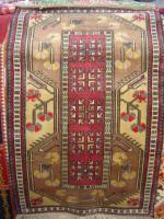 Wunderschöner Milas-Bozalan Teppich