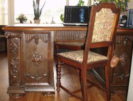 Wunderschöner alter Schreibtisch (1920-1930)