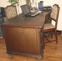 Foto 4 Wunderschöner alter Schreibtisch (1920-1930)
