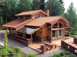 Wunderschönes Blockhaus in excellenter schöner Naturlage/Griechenland