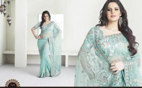 Wunderschönes Bollywood sari