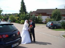 Foto 4 Wundersch�nes Brautkleid