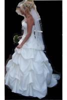 Foto 2 Wunderschönes Brautkleid