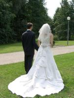 Wundersch�nes Brautkleid