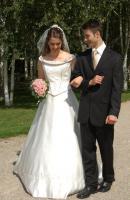 Foto 3 Wundersch�nes Brautkleid