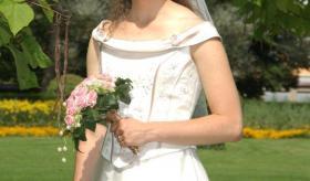 Foto 4 Wunderschönes Brautkleid