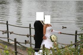 Foto 5 Wunderschönes Brautkleid 34/36 weiß