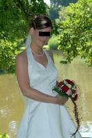 Wunderschönes Brautkleid vom Brautstudio Lecher