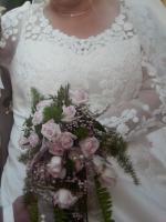 Foto 2 Wunderschönes Brautkleid GR 48 VON DER Kollektion Forever YOURS