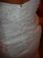 Foto 8 Wunderschönes Brautkleid Gr. 38/40 von LeMariage!!!