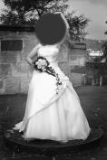 Wunderschönes Brautkleid (Gr. 42/44)