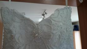 Foto 2 Wunderschönes Brautkleid Größe 36 weiß