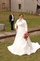 Foto 6 Wunderschönes Brautkleid von Modeca, Gr. 44