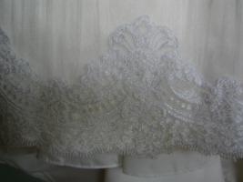 Foto 7 Wunderschönes Brautkleid von Modeca, Gr. 44