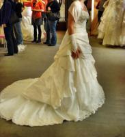Foto 2 Wunderschönes Brautkleid von Weise, Gr. 40