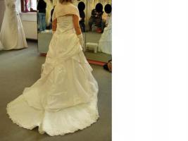 Foto 3 Wunderschönes Brautkleid von Weise, Gr. 40