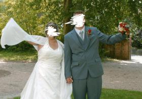 Foto 5 Wunderschönes Brautkleid inkl. Zubehör zu verkaufen