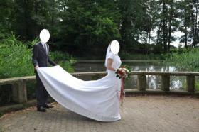 Foto 2 Wunderschönes Brautkleid zu verkaufen
