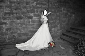 Foto 3 Wunderschönes Brautkleid zu verkaufen
