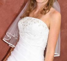 Foto 3 Wunderschönes Brautkleid zu verkaufen!!!  Gr.34