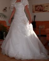Foto 5 Wunderschönes Brautkleid zu verkaufen!!!  Gr.34