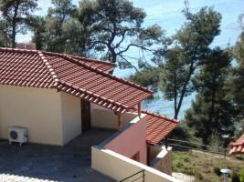 Wunderschoenes Haus auf einem Huegel in Kassandra