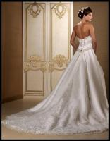 Foto 2 Wunderschönes Hochzeitskleid