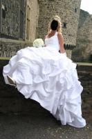 Wunderschönes Hochzeitskleid
